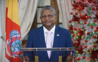 Christmas Message by the President of the Republic of Seychelles, Mr Wavel Ramkalawan